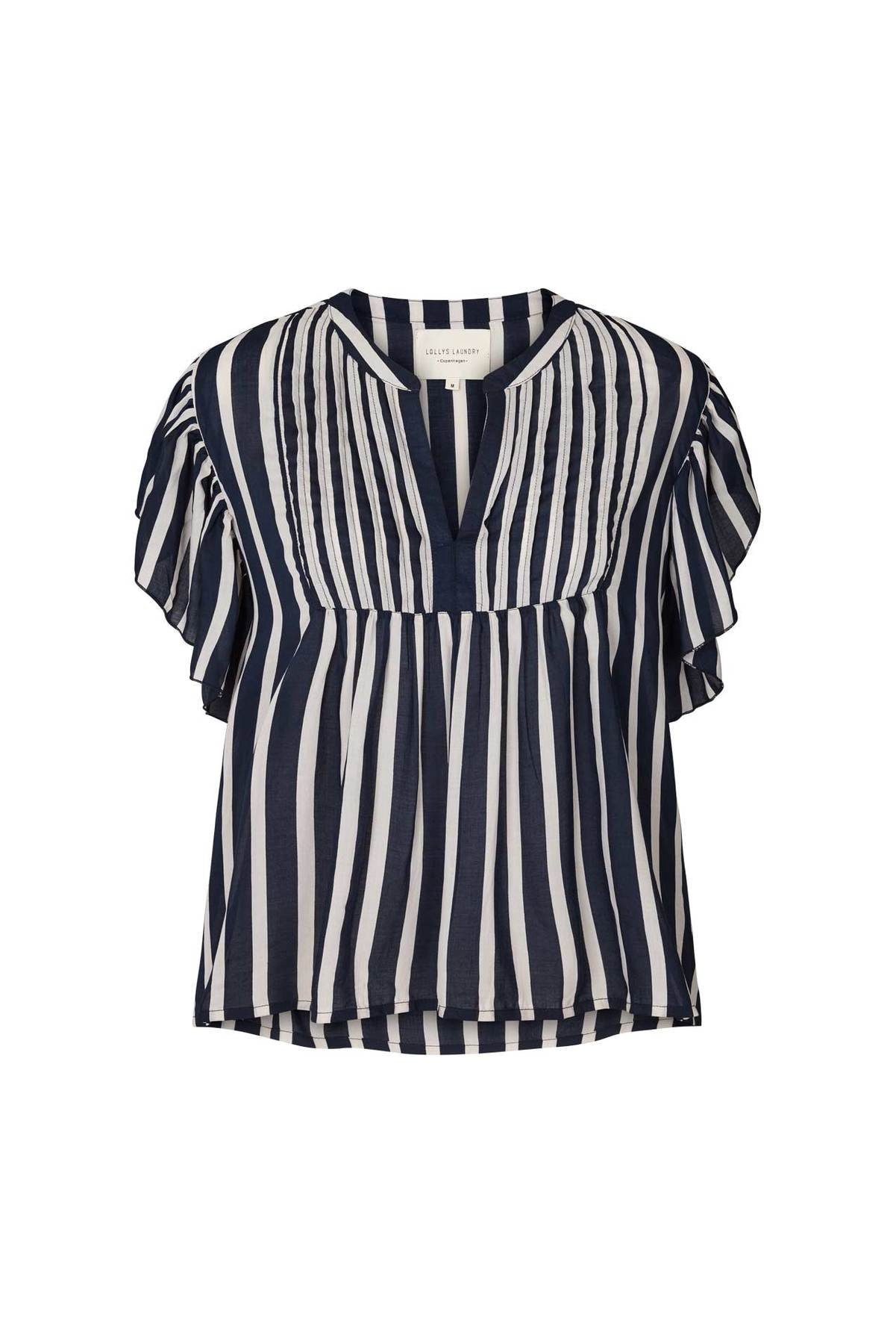 Striped Isabel Top