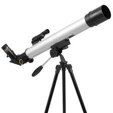 NAT GEO CF600PM REFRACTOR TELESCOPE