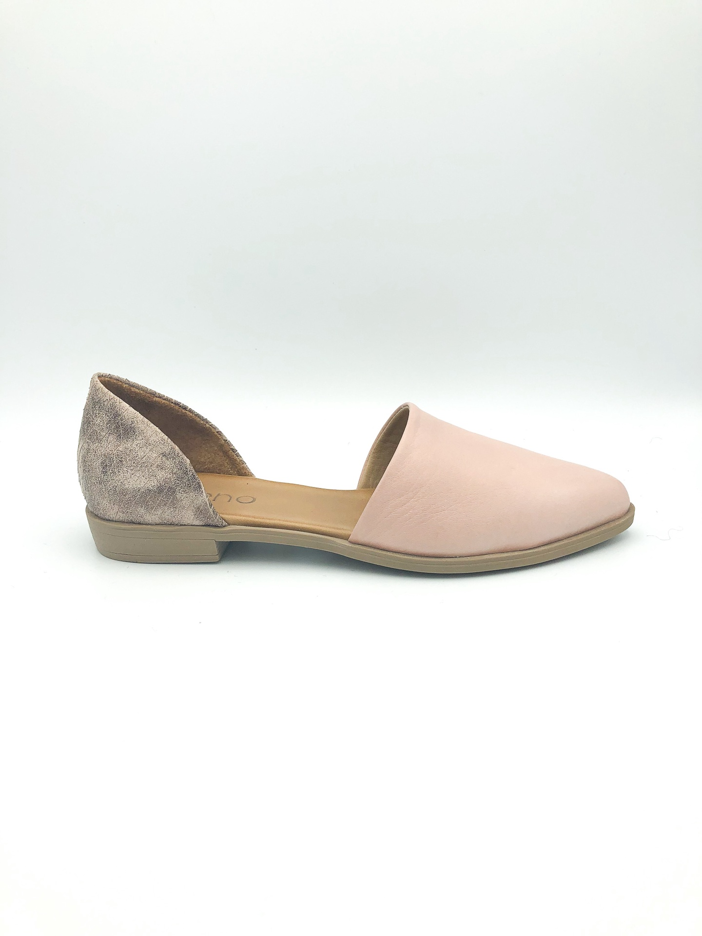 BUENO - BRYN IN PALE PINK/ SNAKE