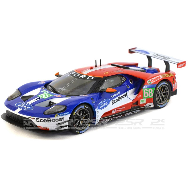 SCALEXTRIC FORD GT LE MANS 2017