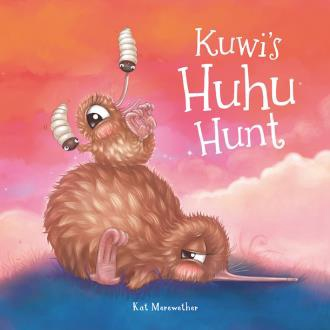 Kuwi's HuHu Hunt + soft toy