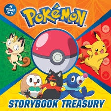 POKEMON STORYBOOK TREASURY (HB)
