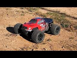 ARRMA #AR102714T2 1/10 Granite 4x4 Mega Monster Truck  Brushed