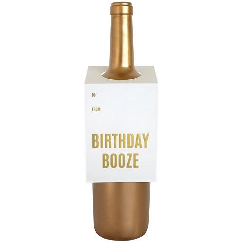 Wine Tag | Birthday Booze