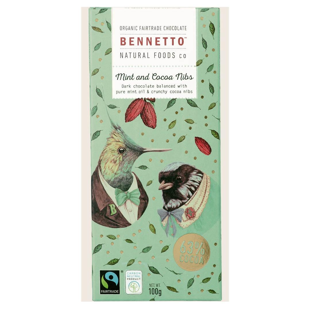 Bennetto Chocolate - 100