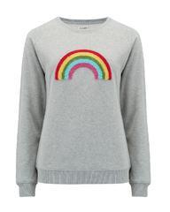 Laurie Boucle Rainbow Sweatshirt