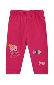 Sea friends applique leggings