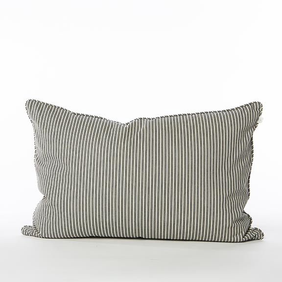 TICKING STRIPE SHAM