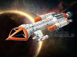 MPC #881 1/72 Space:1999 Hawk Mk.IX