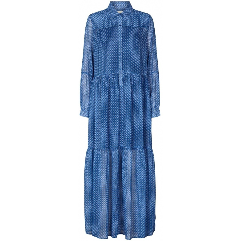 Penny Blue Dress from Lolly's Laundry