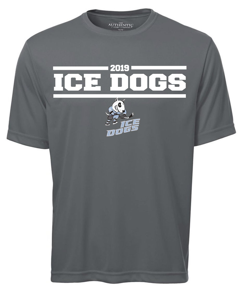 Ice Dogs Short Sleeve Dry Fit Shirt