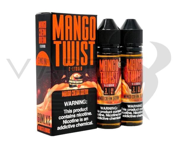 Twist E-Liquids Mango Twist Mango Cream Dream