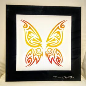 Butterfly Wall Art