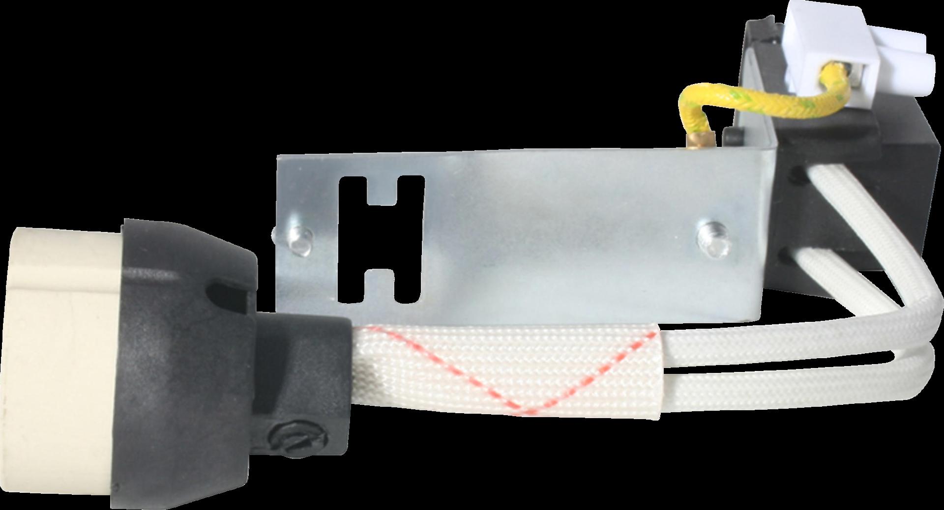 GU10 Lampholder with Bridge