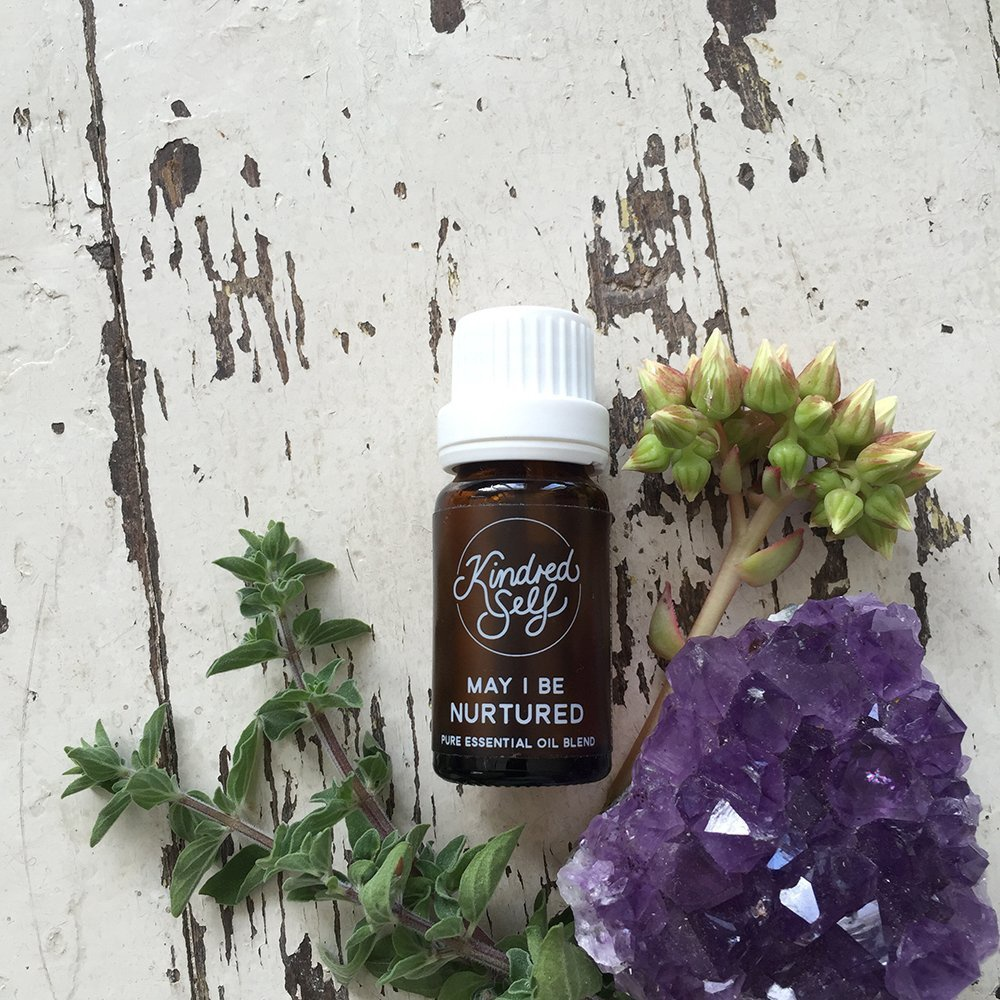 MAY I BE NURTURED - PURE ESSENTIAL OIL BLEND 10ml