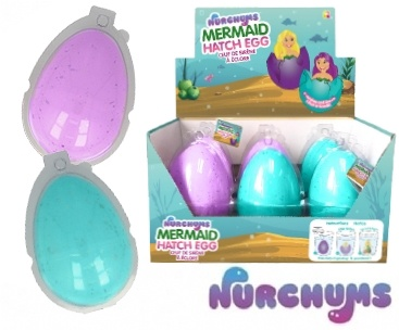 MERMAID HATCH EGG L
