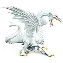 GLOW-IN-THE-DRAK SNOW DRAGON
