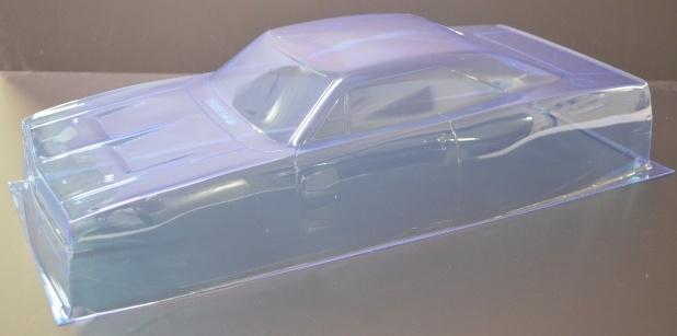RJ Speed #RJS1053 1/10 Classic D Style Stock Car