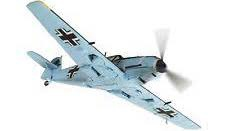 Corgi #AA28005 1/72 Messerschmitt Bf109-E