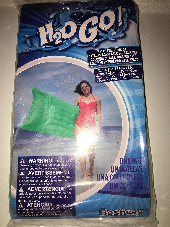 H2O GO! MATTE FINISH AIR MAT
