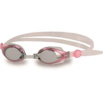 Junior Mariner Mirror Goggles Pink/Silver