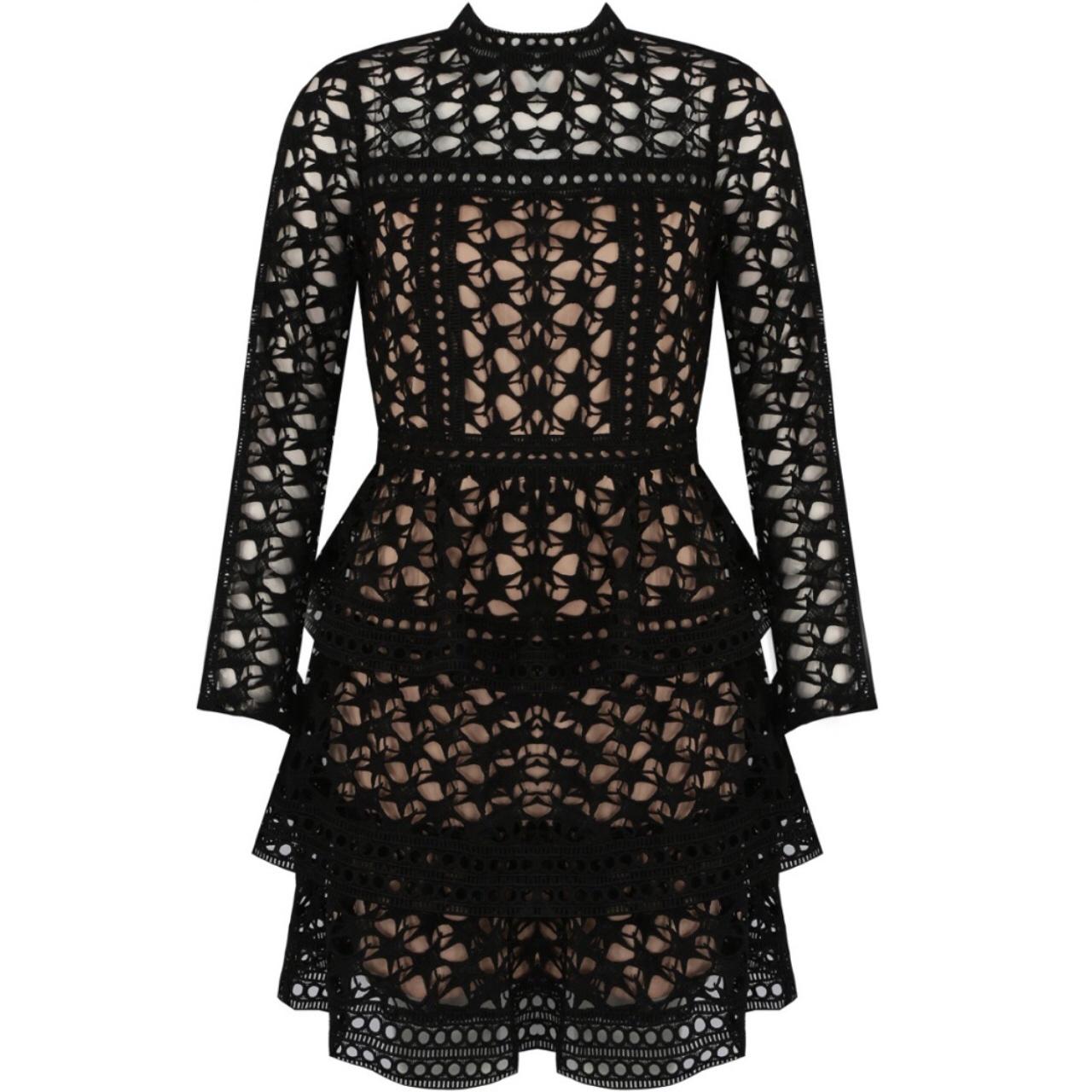 Lily Mcbee Star Dress