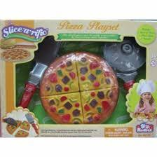 PIZZA PLAYSET