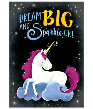 CTP 8485 DREAM BIG INSPIRE U POSTER