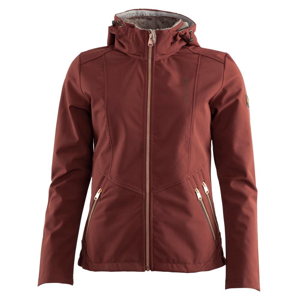 BR Softshell Ladies Nathaly Jacket
