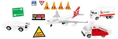 QANTAS AIRPORT PLAYSET