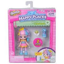 SHOPKINS HAPPY PLACES KITTY KITCHEN SERIES 1