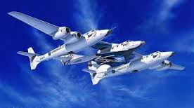 Revell #04842 1/144 Spaceship Two  & White Knight Two