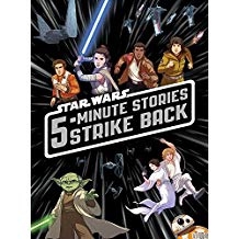 STAR WARS 5-MINUTE STORIES STRIKE BACK (HB)