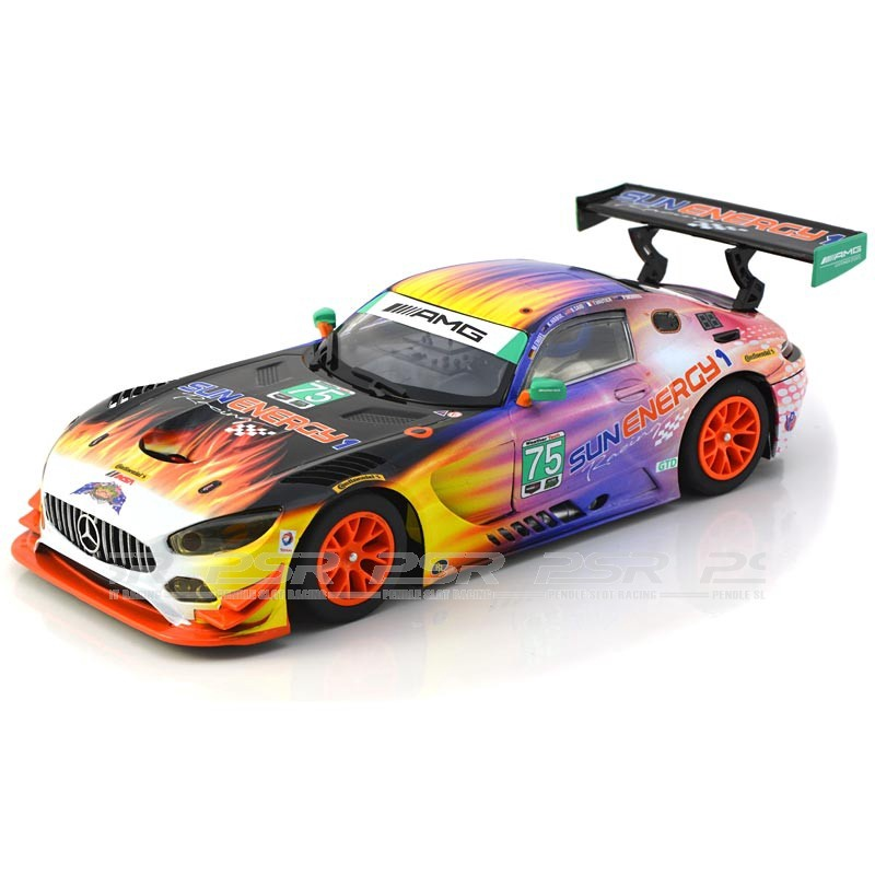 SCALEXTRIC MERCEDES AMG GT3