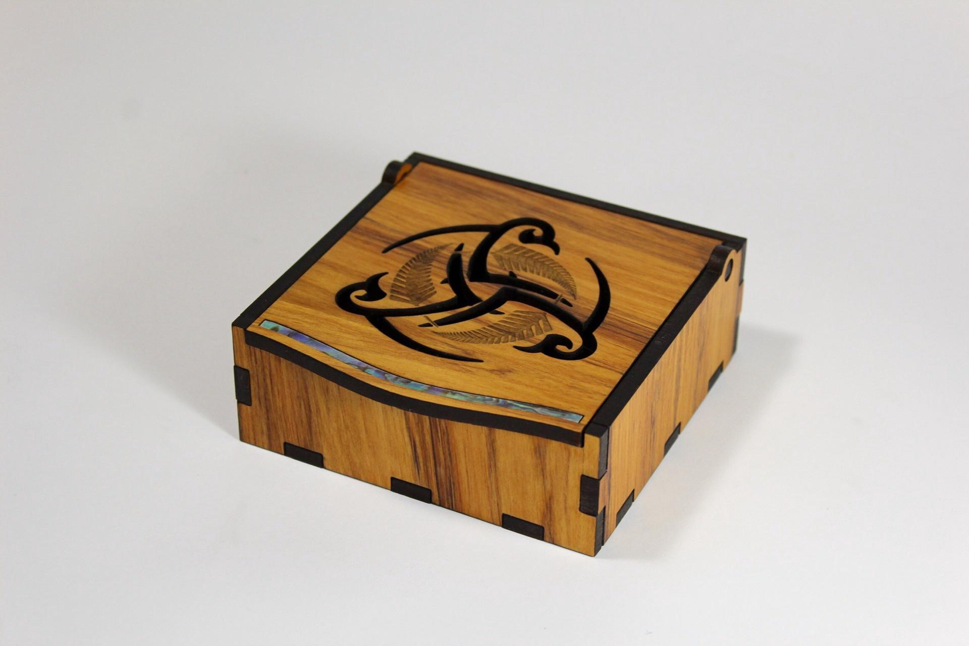 Flip Lid Box