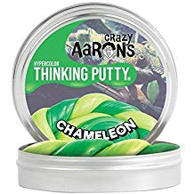 CRAZY AARON'S THINKING PUTTY CHAMELEON 4 INCH