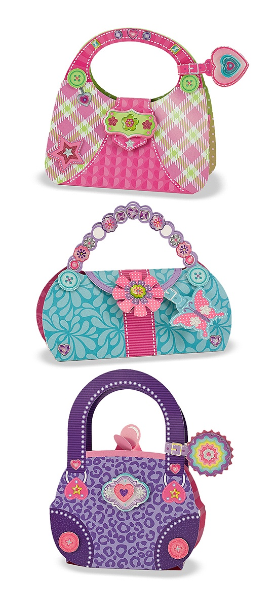 SIMPLY CRAFTY - PRECIOUS PURSES