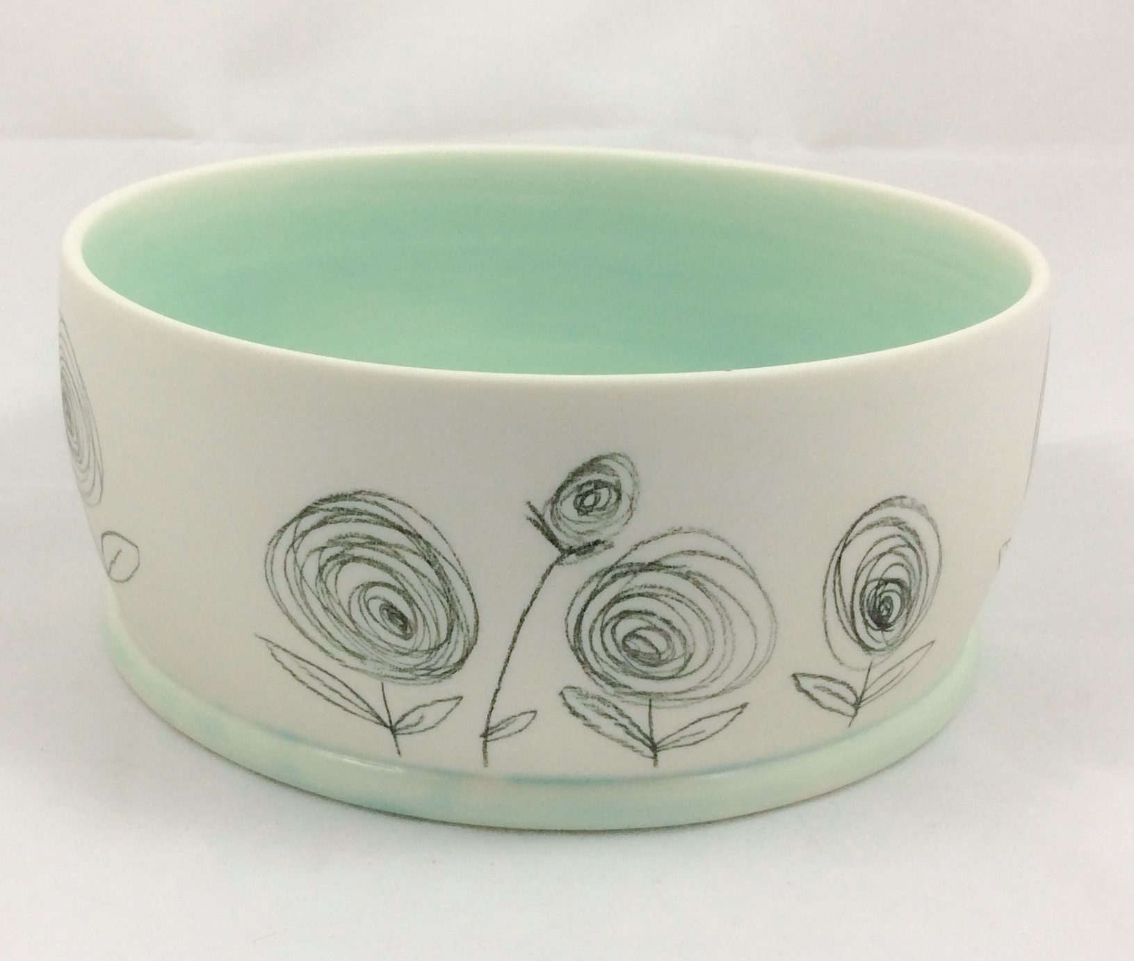 Buttercup Scribble Bowl - Large