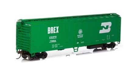 Athearn Roundhouse #RND71670 HO 50' Smooth Side Mechanical Reefer