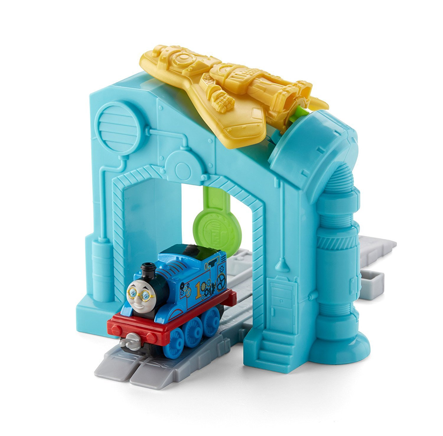THOMAS & FRIENDS ADVENTURES THOMS ROBOAT LAUCHER
