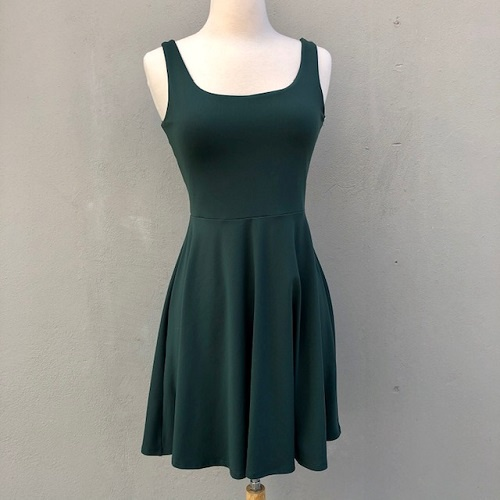 Flared Tank Dress | Nori