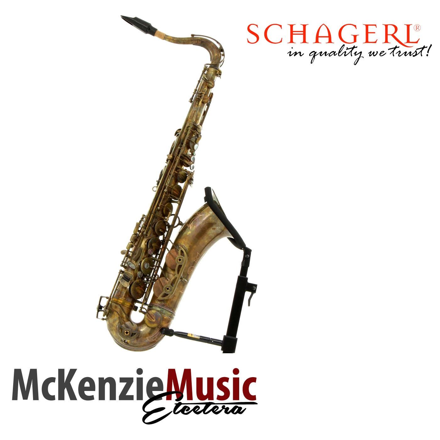 Schagerl Superior Tenor Saxophone