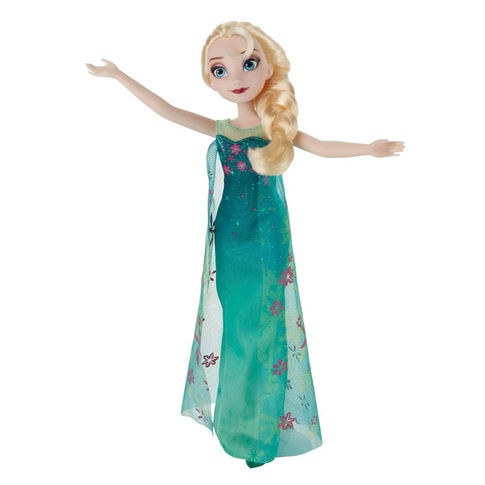 DISNEY FROZEN FEVER ELSA FASHION DOLL