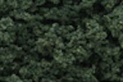 Woodland Scenics #FC184 Clump Foliage Dark Green