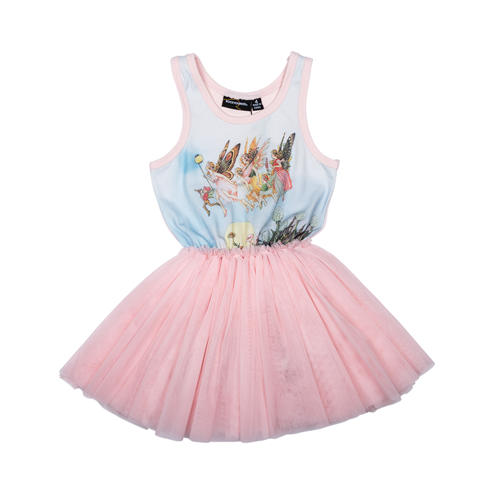 RYB Moonlight Fairies Circus Dress