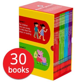 LADYBIRD READ IT YOURSELF SLIPCASE (30 BOOKS)