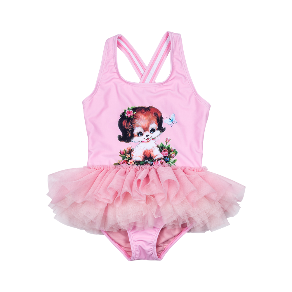RYB Puppy Love Tulle One Piece
