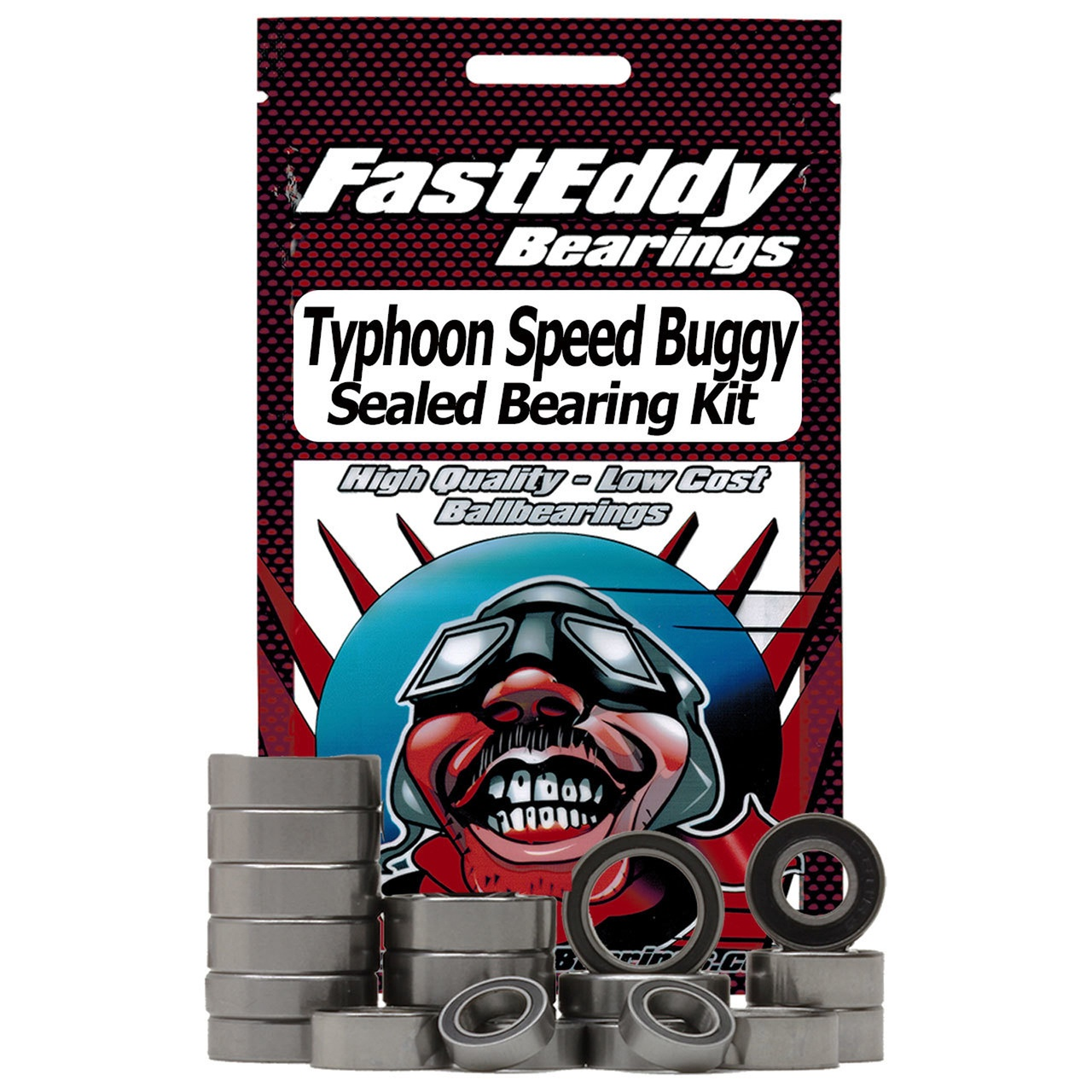 Fast Eddy #TFE1373 Arrma Typhon 6S Sealed Bearing Kit