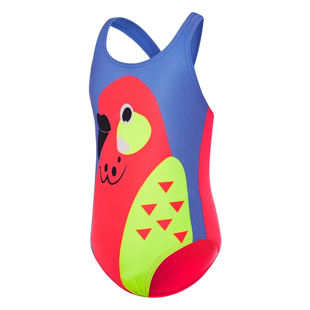 Toddler Girls Budgie One Piece