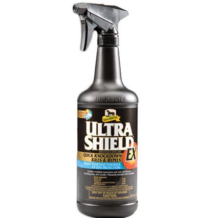 Absorbine Ultra Shield EX Insecticide and Repellent  Spray